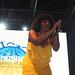 Margareth Menezes em Joanesburgo 2 - foto por Edgar de Souza
