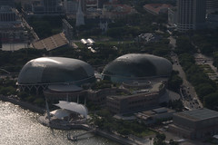 The Esplanade Theatre Complex a.k.a. The Durians