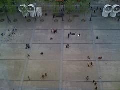 Blick vom Centre Pompidou, Paris