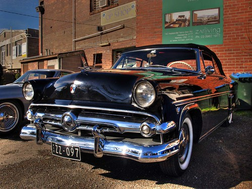 Flickriver Photoset 1954 Ford Crestline and Customline by 54