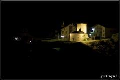 Asieso (Petaqui) Tags: españa noche huesca paseo nocturna aragon cantera jaca asieso