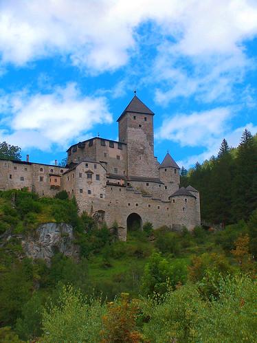 foto del Castello di Campo Tures Trentino Alto Adige Italia