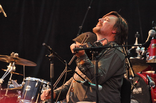 Steve Dawson's Mississippi Sheiks Project at Ottawa Bluesfest 2010