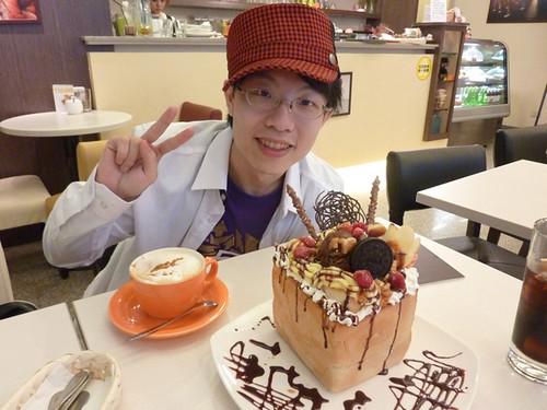 0619 WeCan 巧克力圓舞曲蜜糖土司
