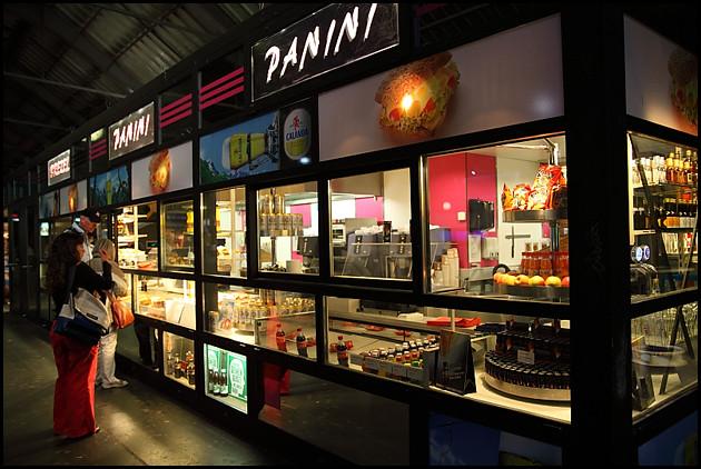 panini-stall