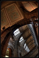 Victorian Marvel. (Romany WG) Tags: london history museum architecture hall natural main central victorian sigma fisheye 15mm