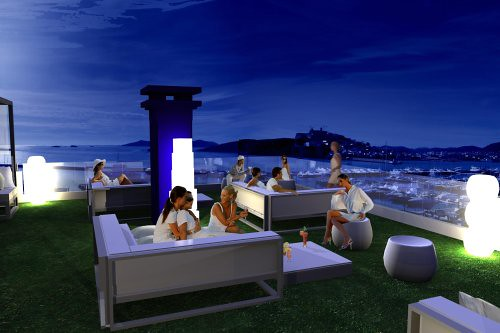Ocean Drive Hotel - Ibiza Hotel