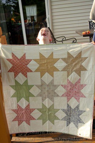 Brian's Quilt