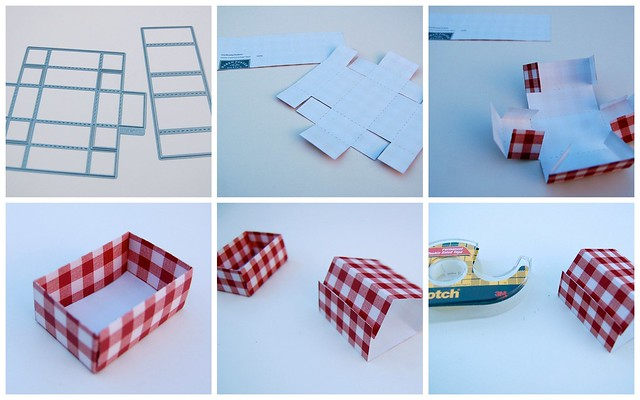 Adorable Little Papercraft Matchboxes
