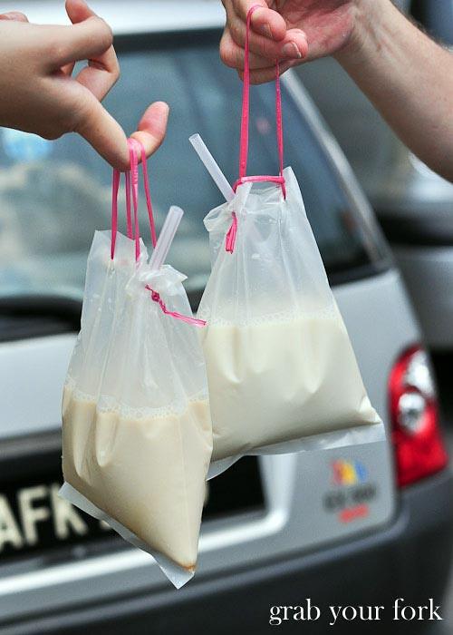 ipoh takeaway soy milk