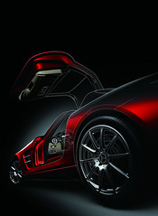 Gran Turismo 5 SLS_red