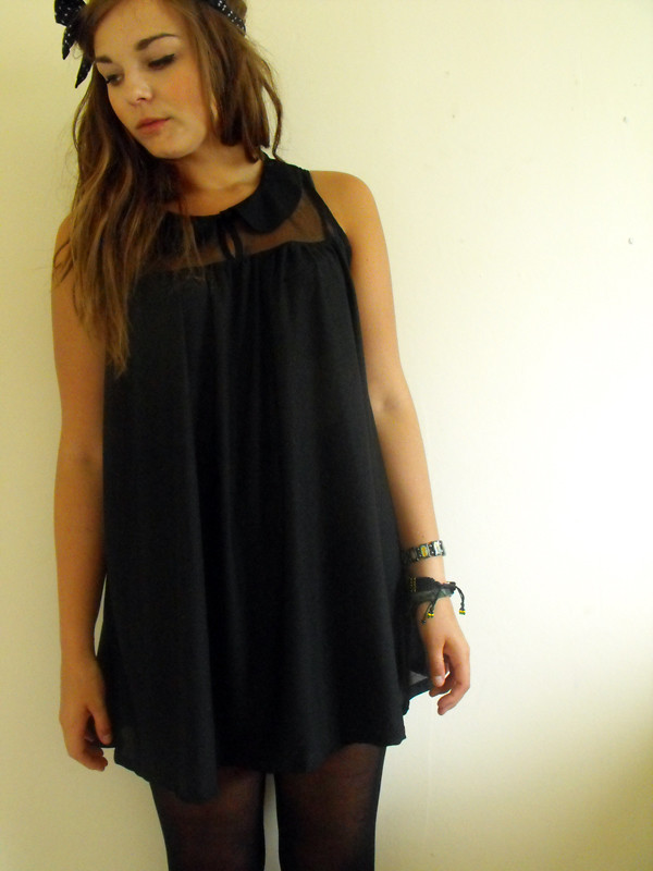keep or return: topshop peter pan tunic