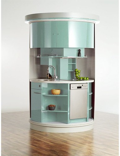 COMPACT KITCHEN CLEVERKITCHEN
