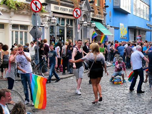 Dublin Pride Festival - June 2010