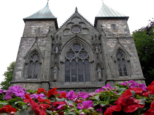 Cathedral - Stavanger, Norway