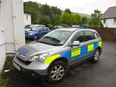 Working in Partnership (barronr) Tags: scotland police partnership ironworks stirlingshire strathblane lochlomondthetrossachsnationalpark centralscotlandpolice