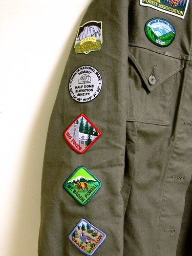 State and National Parks Patches