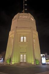 Torre do Castelo - Noite
