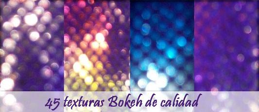 Texturas Bokeh