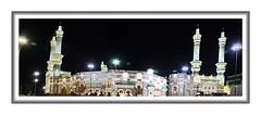 HARAM  AT NIGHT (TARIQ HAMEED SULEMANI) Tags: pakistan muslims haram tariq makkah kaba ksa qibla mywinners baitullah flickrdiamond sulemani