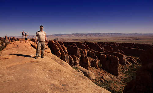 primitiv hiking