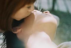 [フリー画像] 人物, カップル・恋人・夫婦, キス, 201107291700