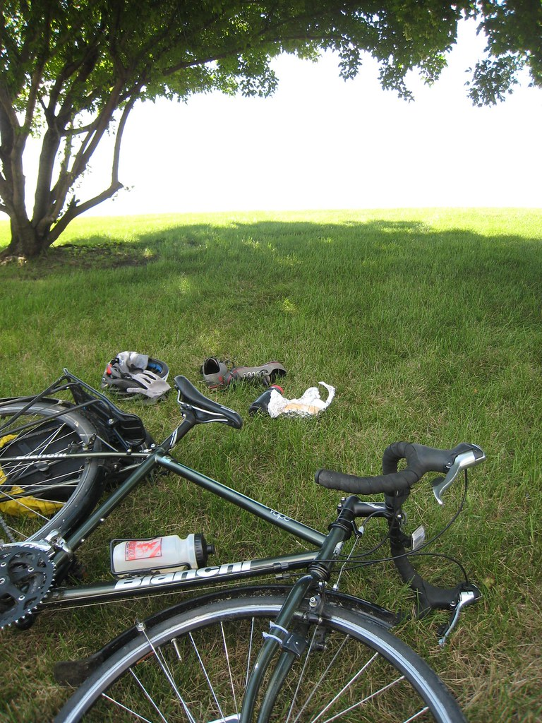 Have a Bicycle Picnic