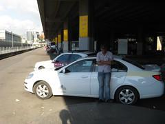 Shared taxi para Damasco, Beirut, Líbano