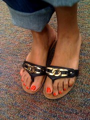 Sexy feet...;) () Tags: california ca friends pierced woman sexy feet girl leather mall shopping carpet shoes highheels chica phone telephone cellphone cell piercing jeans linda shoppingmall bonita mobilephone flipflops heels garota mulheres latina cleavage frau amis mujeres fille negra ebony busty blackgirl sms pleasanthill stacked boricua amica morena caliente kalifornien iphone tonguepiercing nosepiercing opentoe retailstore shoefetish lamorena  globalpositioningsystem shoppimg californi  appleiphone iluviphone iphone3g  iphonecapture miaamica