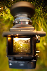 Golden Hour TTV (moiht) Tags: mamiya lens golden free hour rz67 35l ttv freelensing