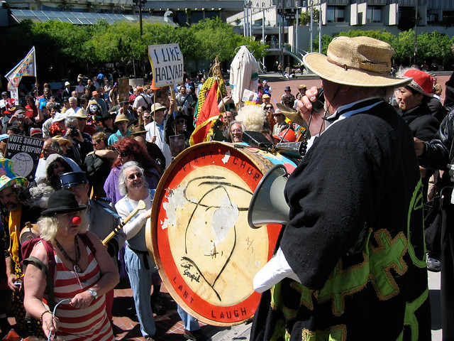 St. Stupid's Day Parade 2004