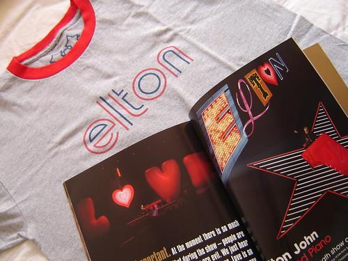 Tour Book e Camisa