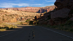 arches national park road (Wolfgang Staudt) Tags: usa utah archesnationalpark wste sdwestenusa
