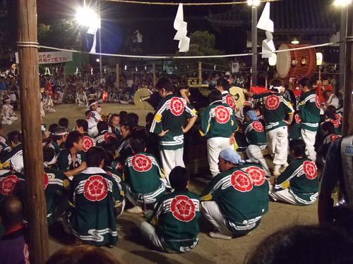 祇園祭 2010 福山 けんか神輿 画像2