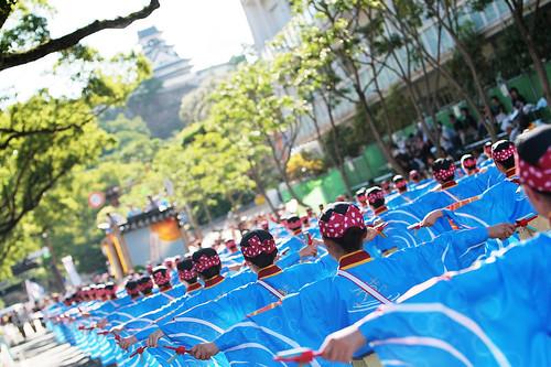 高知よさこい祭り2008