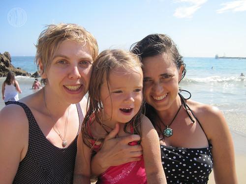 Gingermog at my beach!