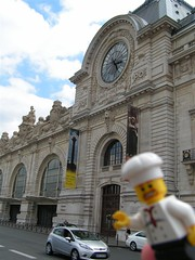 PICT7571 Musee D'Orsay (Absolutely Lez) Tags: travel lego chef minifigure amliepoulain