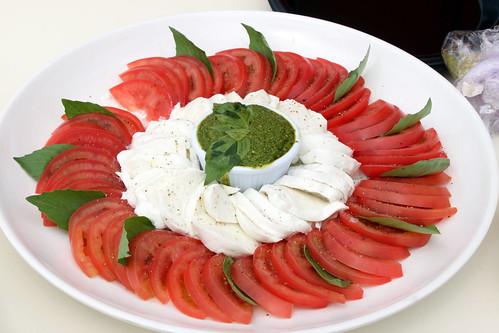 Picnic Tomato & Mozarella
