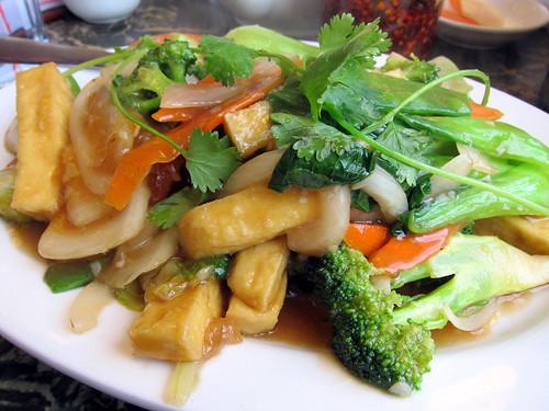 Hue Ky Mi Gia - Stir Fry - Tofu
