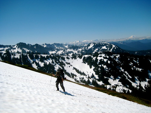Avagdu Climbs a Slope