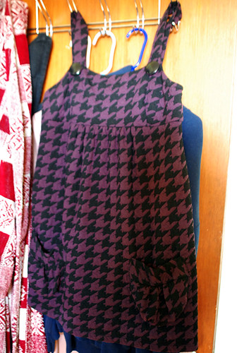 houndstooth top!