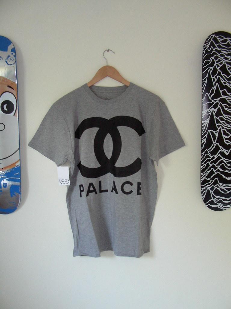 d5e5122e0990 chanel (mad frankie fraser) Tags  shirt t skateboarding palace coco  skateboards tee