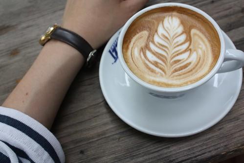 last coffee...