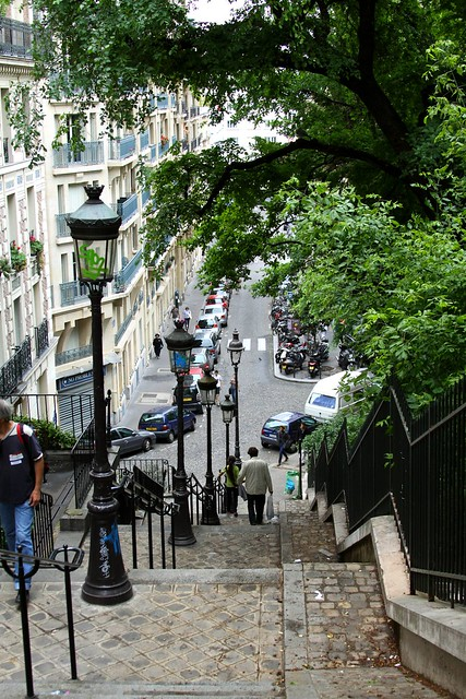 Sunday at Montmartre