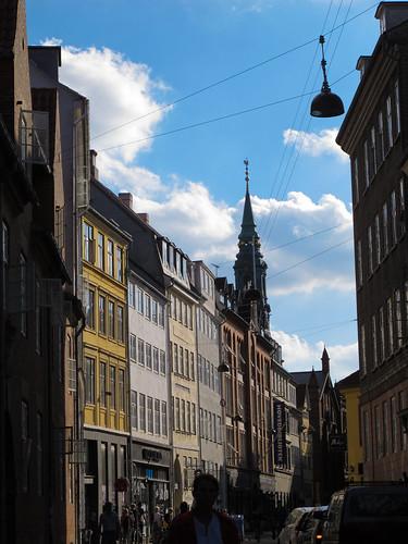 Street Scene - Copenhagen, Denmark
