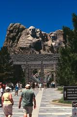 Entry to Rushmore (swensonsj) Tags: vacation black south great hills rushmore mount rv plains northern dakota