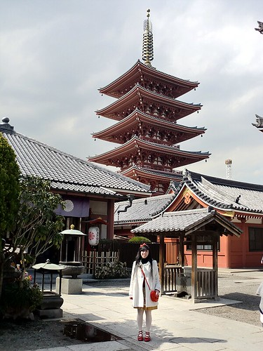 Goju no To (Five-Storied Pagoda)