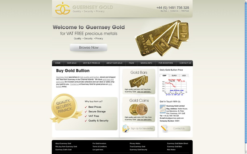 Guernsey Gold