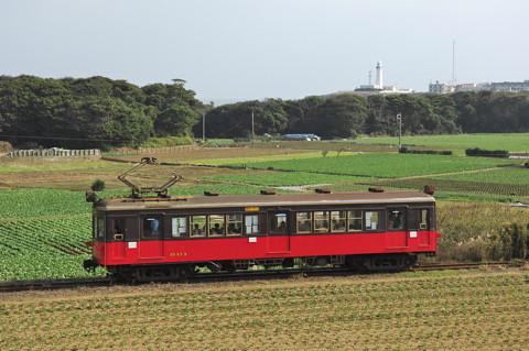 銚子電鉄LAST RUN デハ801