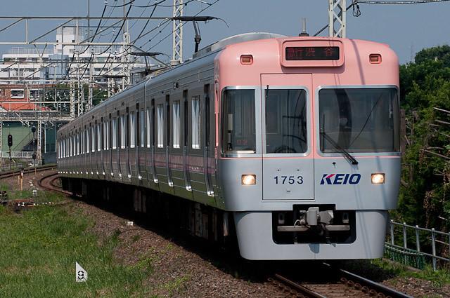 京王電鉄井の頭線1000系 1003F